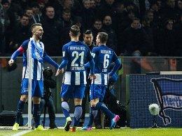 Ibisevics verzwicktes Tor hievt Hertha zum Dreier