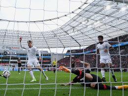 Chancen satt, kein Tor: Bayern spielt 0:0 bei Bayer