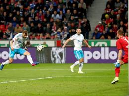 Burgstaller, Höwedes und Schöpf leiten Schalkes Sieg ein