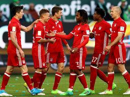 Lewandowski ebnet den Weg zum Titel