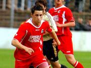 Aufstieg ins Profilager: Der 20-jährige Felix Roth erhält einen Lizenzspieler-Vertrag.