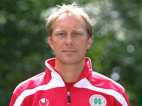 Trainer Jürgen Luginger