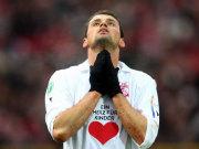 Fußball, 3. Liga: Albert Bunjaku von RW Erfurt soll ab der kommenden Spielzeit für den 1. FCNürnberg auf Torejagd gehen.