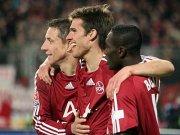 1. FC Nürnberg: Mintal, Eigler und Boakye