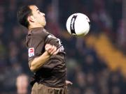 Gutes Comeback: St. Paulis Kapitän Fabio Morena überzeugte in der Innenverteidigung.