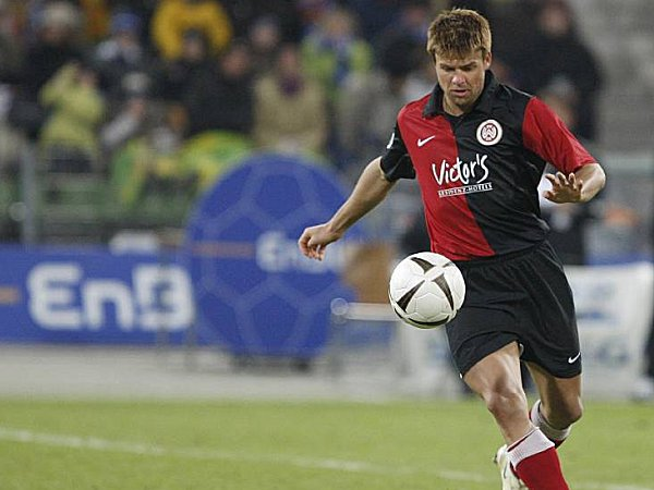 Bleibt auch in der 3. Liga: Björn Ziegenbein.
