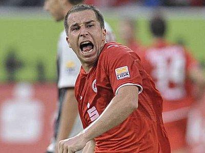 Fußball, 2. Bundesliga: Christian Weber (Fortuna Düsseldorf)