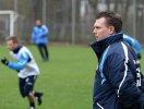 Für ein Spiel in der Verantwortung: Trainer Uwe Koschinat soll den Relegationsplatz festigen.