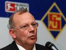 Wurde für drei Jahre in seinem Amt bestätigt: Prof. Dr. Werner Hecker bleibt Präsident der TuS Koblenz.