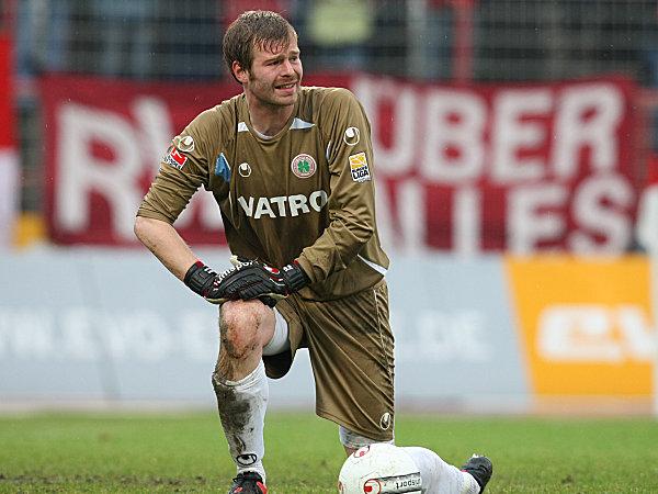 Fußball, 2. Bundesliga: Sören Pirson (Rot-Weiß Oberhausen)