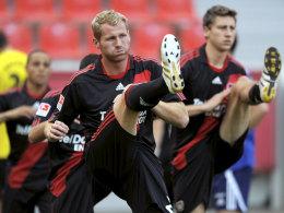 Lukas Sinkiewicz wechselt von Bayer Leverkusen zum FC Augsburg