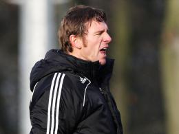 Heuert im Sommer in Bielefeld an: Markus von Ahlen wird neuer Arminen-Coach.