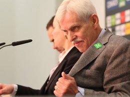 Löwen-Präsident Dieter Schneider