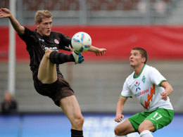 Kevin Schindler wechselt zum FC St. Pauli.