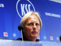 Neuer KSC-Coach: Der Norweger Jörn Andersen wird Nachfolger des entlassenen Rainer Scharinger.