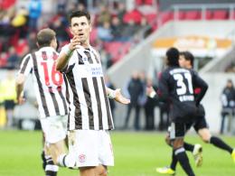 Gebrauchter Nachmittag: Fabian Boll und der FC St. Pauli beim Tabellenletzten Ingolstadt.