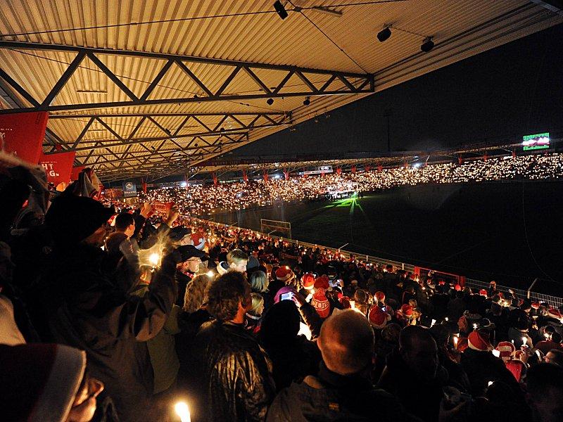 Union lockt die Weihnachtssänger - 2. Liga - kicker