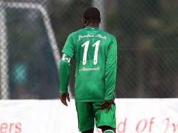 Gerald Asamoah (Greuther Fürth)