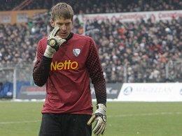 Unangefochtene Nummer eins beim VfL: Andreas Luthe.