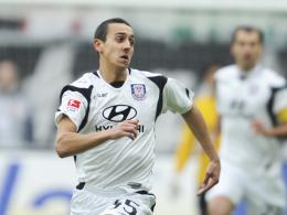 Lange Zwangspause: FSV Frankfurts Chadli Amri hat sich schwer verletzt.