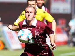 Bis 2014 am Betzenberg: Pierre de Wit hat beim 1. FC Kaiserslautern verlängert.