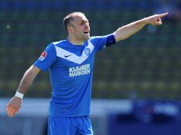 Erfahren: Der Georgier Alexander Iashvili soll beim VfL Führungsspieler werden.
