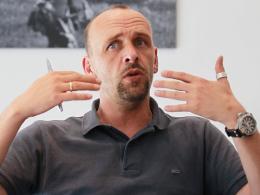 """""""Wir sind in der Bringschuld"""": Kölns neuer Trainer Holger Stanislawski."""