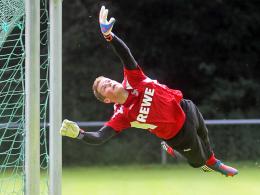 Rational statt emotional: Kölns großes Torhüter-Talent Timo Horn.