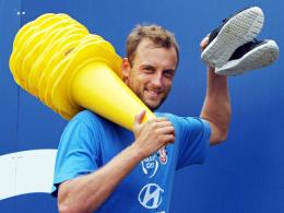 Neuer Kapitän: Innenverteidiger Björn Schlicke bekommt beim FSV Frankfurt die Binde.