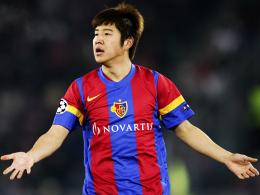 Spielt in Braunschweig vor: Kwang-Ryong Pak, 19-jähriger Stürmer des FC Basel.