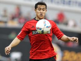 Greift künftig für Bochum an: Der VfL leiht Michael Ortega von Bayer Leverkusen aus.
