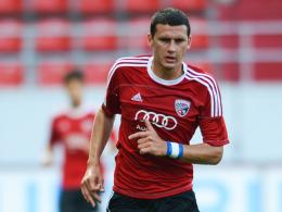 Wiedersehen mit dem Ex-Klub: Ingolstadts Innenverteidiger Ralph Gunesch ist beim FC St. Pauli im Einsatz.