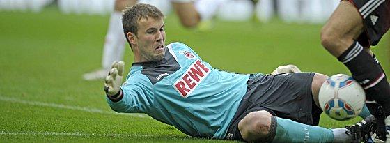 Lenos Stellvertreter in Leverkusen: Michael Rensing.