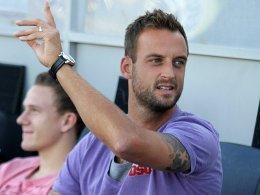 Muskelriss auskuriert: Björn Schlicke will zurück in die Startelf.