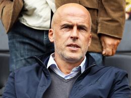 Michael Frontzeck ist wieder da. Der 48-Jährige übernimmt den FC St. Pauli.