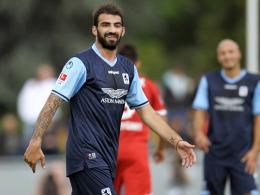 Syndesmoseverletzung ist auskuriert: Grigoris Makos steht vor seiner Rückkehr beim TSV 1860 München.