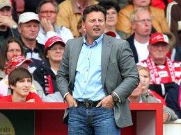 Bekommt mehrere Alternativen: Duisburgs Trainer Kosta Runjaic.