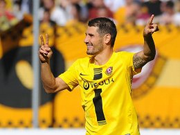 Der ehemaliger Kapitän ist wieder da: Cristian Fiel stand zweimal wieder in der Anfangsformation.