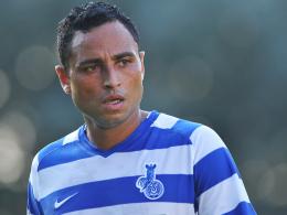 Hallo-Wach-Effekt? Duisburgs Antonio da Silva musste zum Rapport.