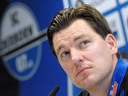 Paderborn-Coach Stephan Schmidt