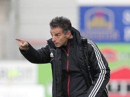 Der FC Ingolstadt hat einen guten Lauf. Von Aufstieg möchte Trainer Tomas Oral aber auf keinen Fall sprechen.