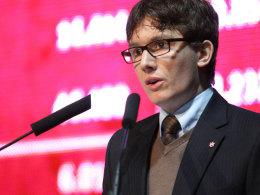 Fritz Grünewalt, Vorstand für Finanzen & Unternehmensentwicklung beim FCK