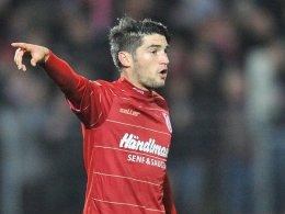 Kann in den nächsten Wochen nicht die Richtung angeben bei Jahn Regensburg: Oliver Hein fällt verletzt aus.