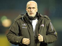 Ein Rheinländer sorgt in Norddeutschland für Erfolg: St. Paulis Trainer Michael Frontzeck.