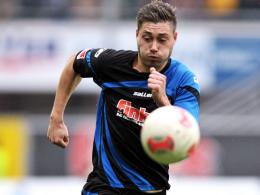 Dauerbrenner: Christian Strohdiek stand bislang in allen 18 Punktspielen für Paderborn auf dem Platz.