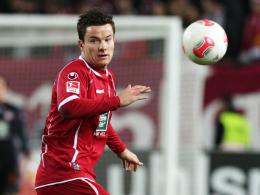 """""""Nicht alles dramatisieren"""": Kaiserslauterns Alexander Baumjohann bleibt optimistisch."""