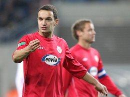 Spielte seit 2006 in der Lausitz: Daniel Ziebig.