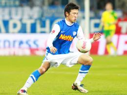 Droht gegen Paderborn auszufallen: Bochums Mittelfeldspieler Yusuke Tasaka.