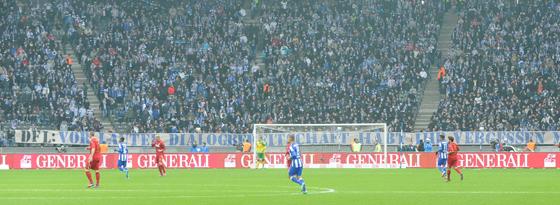Hertha BSC - FSV Frankfurt 2:1