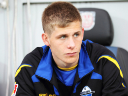 Hat bis 2015 unterschrieben: Tim Welker, 19-jähriger Innenverteidiger des SC Paderborn.